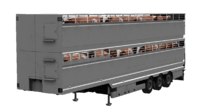 ETS2 Livestock Trailer