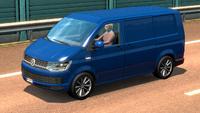 Ets2 Volkswagen Transporter