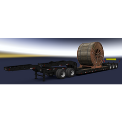 Cable Reel (66,000 lb / 29 t)