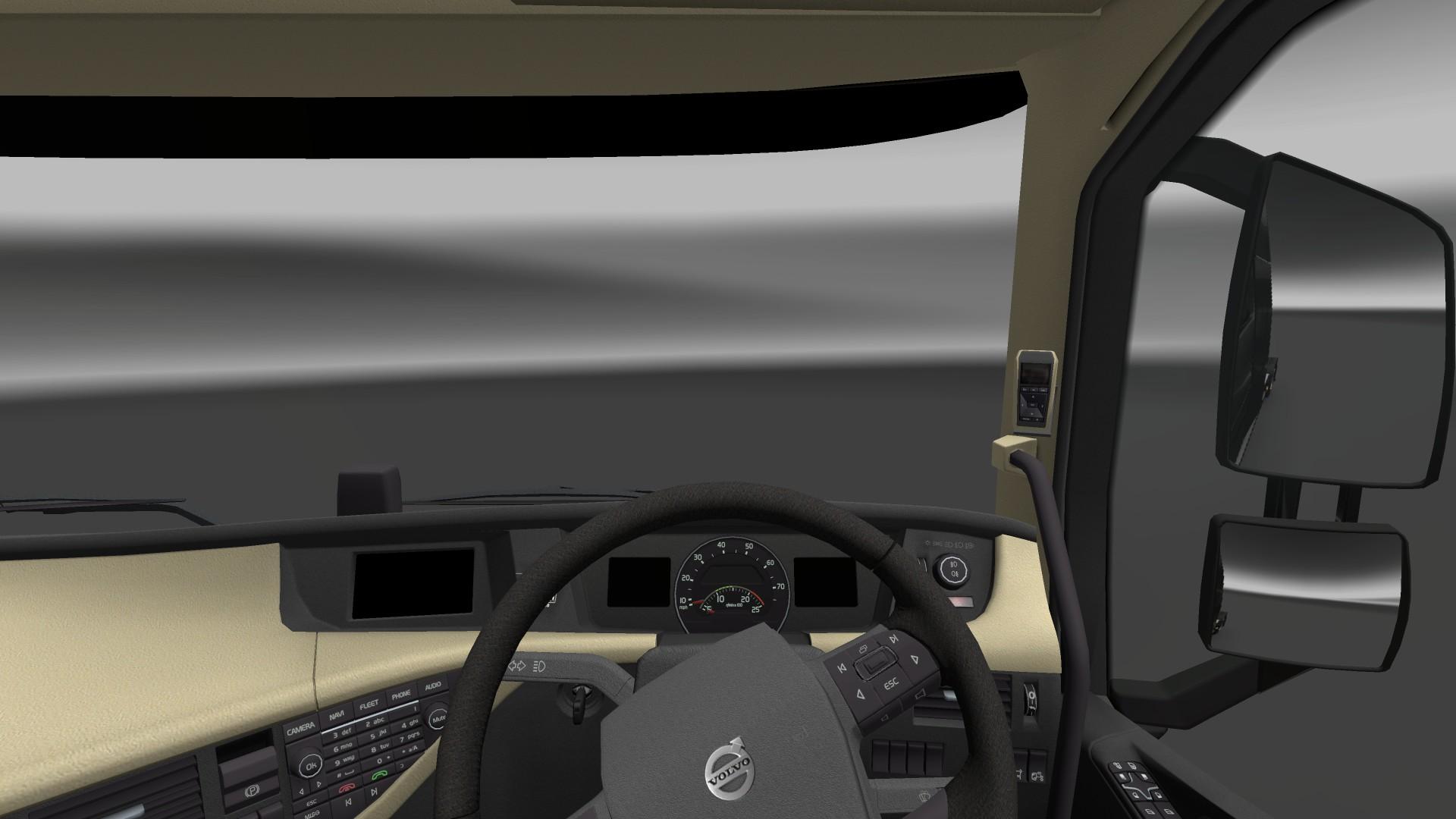 Image - Volvo FH16 Interior Exclusive UK.jpg | Truck Simulator Wiki ...