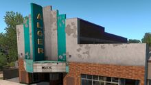 Lakeview Alger Theater