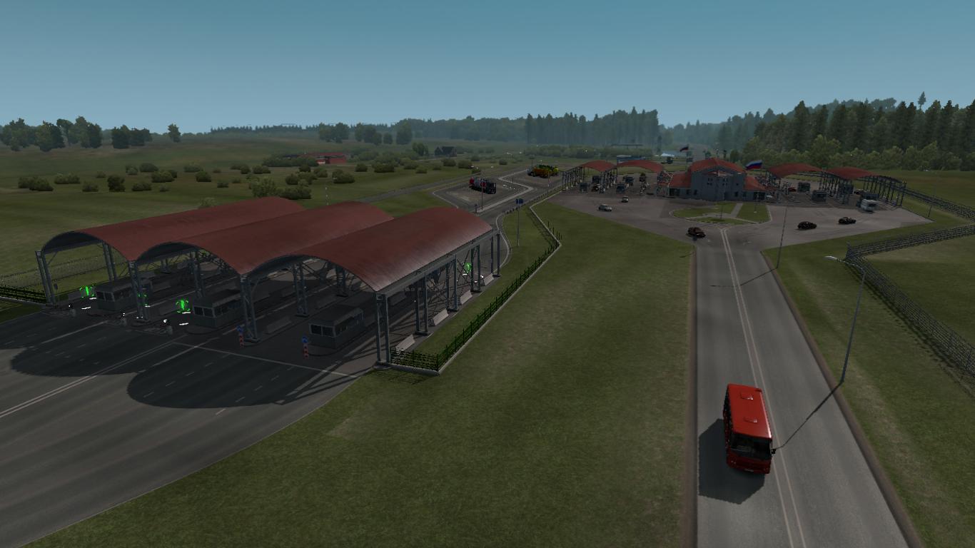 Border crossing | Truck Simulator Wiki | FANDOM powered by Wikia