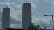 Warszawa Oxford Tower