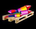 Cargo icon Fireworks