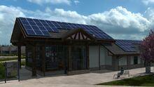 Coos Bay Visitor Center