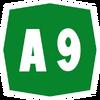 Italy A9 shield