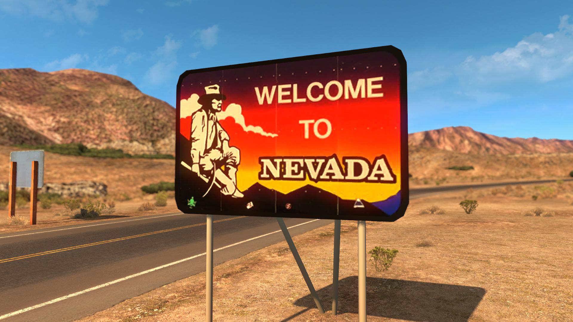 Entrance Nevada Truck Simulator Wiki