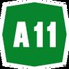Italy A11 shield