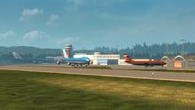 Klagenfurt am Wörthersee airport