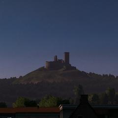 Saint-Laurent Les Tours Castle