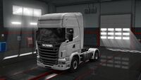 Scania R Chassis 4x2