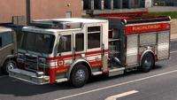 ATS fire truck