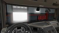 Daf xf euro 6 interior standard line facelift