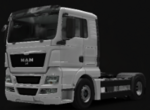 MAN Truck at dealer 2