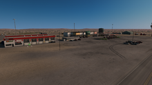 Truck Stop I-10 Deming