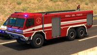 Ets2 Italy vigili del fuoco