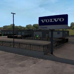 Volvo dealership in San Francisco, CA