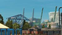 Bremen Port