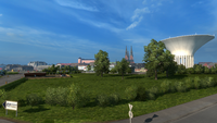 Uppsala view
