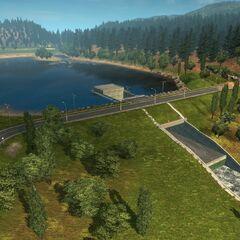 Mýtna Water Dam