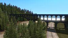 Coos Bay Cape Creek Bridge