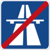 Not motorway