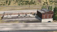 Ogden Devils Gate-Weber Hydro Plant