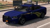 Police Oregon Dodge Charger