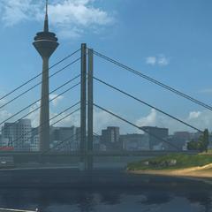 Rheinknie bridge