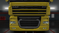 Daf xf 105 bull bar sting