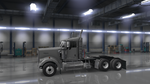 Kenworth W900 Chassis Short Midlift