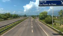 Aire de La Plaine du Forez