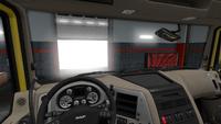 Daf xf 105 interior standard