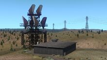 Dalles ATT Microwave Tower