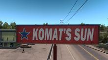 Komat's Sun