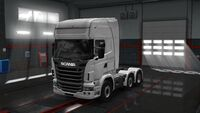 Scania R Chassis 6x2-4