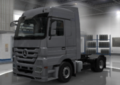 Ets2 Dealer MB Actros MegaSpace