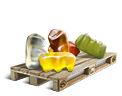 Cargo icon Gummy bears