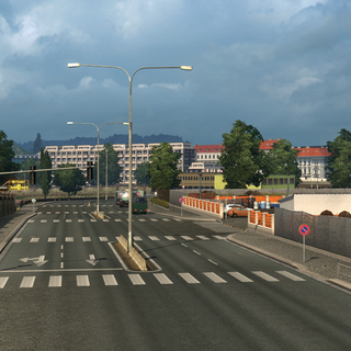 Base game street view