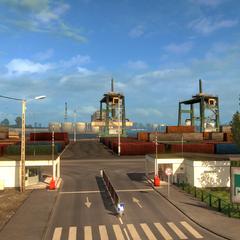 Port de Conteneur
