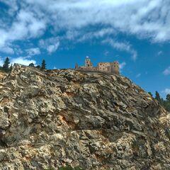 Strečno Castle