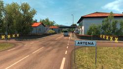 Italy Village Artena