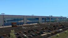 Everett Boeing Everett Factory