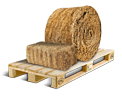 Cargo icon Straw bales