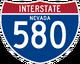 Interstate 580 NV icon