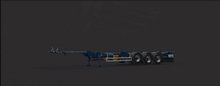ETS2 Container Carrier
