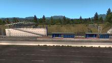 Portland Parkrose Sumner Transit Center