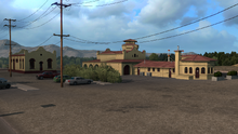 Raton Station
