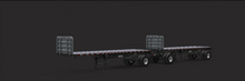 ATS Flatbed Double