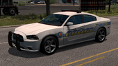 Police StGeorge Dodge Charger